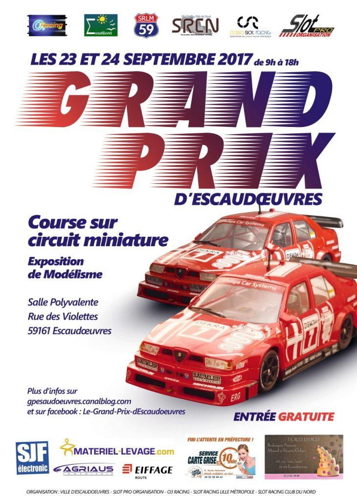 GP Escaudoeuvres 2017